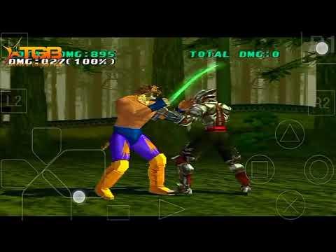 King Special moves In Tekken 3