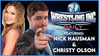 WInc Daily LIVE: The Plane Ride From Hell, Brock Lesnar Vs Roman Reigns Announced