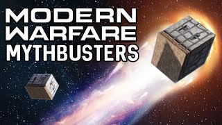 Launching Care Package! - Call Of Duty Modern Warfare Mythbusters Vol.9