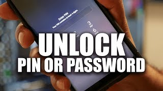 Forgot Passcode - Pin - Password Hack: Unlock Your Samsung Phone NO RESET