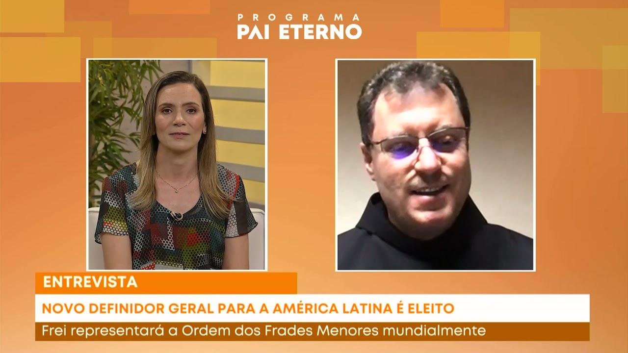 Entrevista | Frei César Külkamp é eleito novo definidor geral para a América Latina