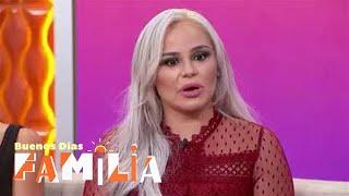 Fuertes acusaciones de Claudia Galván contra Chiquis Rivera en Buenos Dias Familia