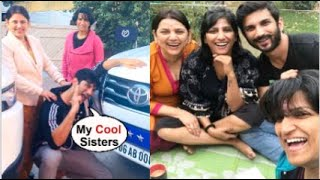 Sushant Singh Rajput's HAPPY Moments With His SISTERS Proves They Loved Him