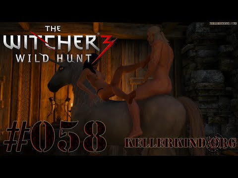 The Witcher 3 [HD|60FPS] #058 Spaß auf Einhörnern ★ Let's Play The Witcher 3