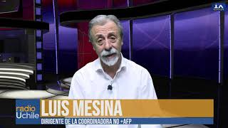 Luis Mesina: La necesidad de recuperar la seguridad social en Chile