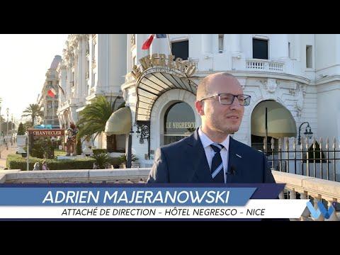 [INTERVIEW] - Adrien MAJERANOWSKI / Negresco