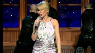 Kylie Minogue - All I See Live (Craig Ferguson 2008) HD