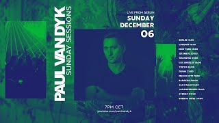 Paul van Dyk - Live @ Sunday Sessions #28 x ASeven Club Berlin, Germany 2020