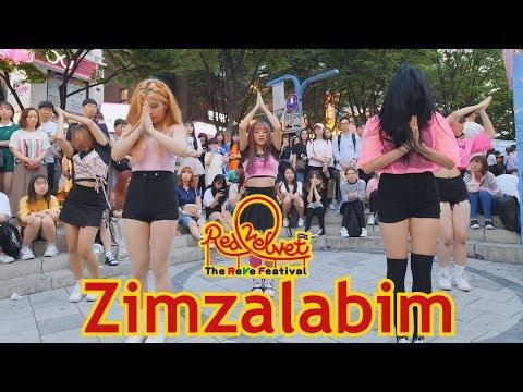 [KPOP IN PUBLIC] Red Velvet (레드벨벳) - Zimzalabim (짐살라빔) Full Cover Dance 커버댄스 4K