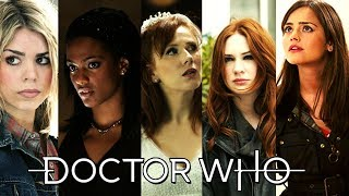 The Best Doctor Who Companion..??