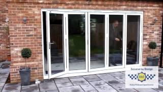 Choices Aluminium Multi-Fold Sliding Doors | CHOICES ONLINE