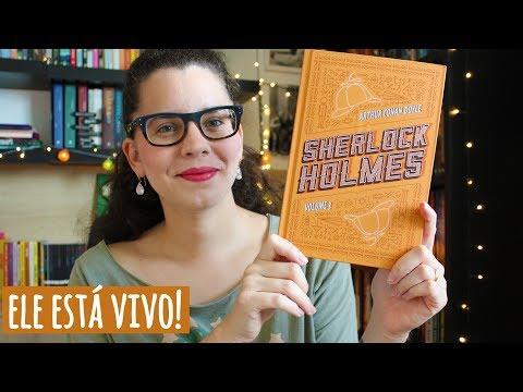 A VOLTA DE SHERLOCK HOLMES | BOOK ADDICT