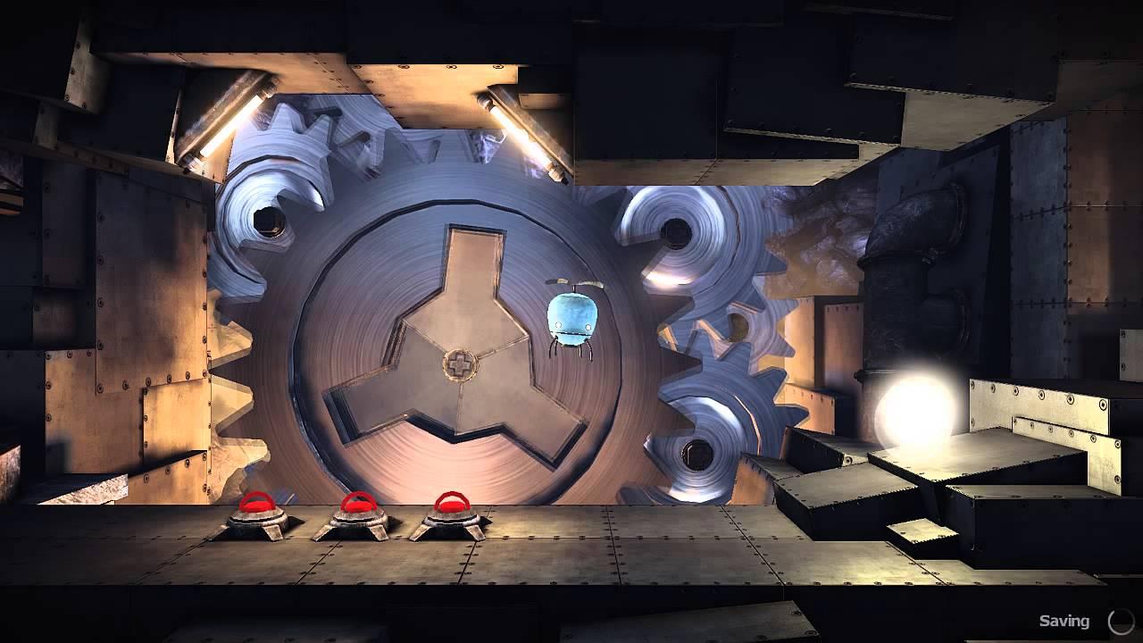 Unmechanical: Extended Edition prévu sur PS4, PS3 et PS Vita