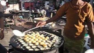 preview picture of video 'Food - Cuisine - Pyin U Lwin, Myanmar - Burma'