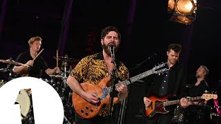 Foals - My Number live at Kew Gardens for Radio 1
