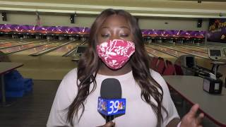 Local bowling alley re opens to the public
