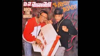 DJ Jazzy Jeff And The Fresh Prince Just Rockin'
