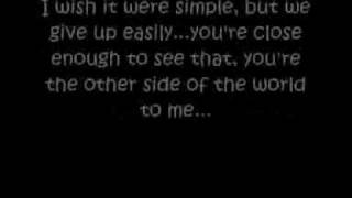 Other Side of the World - KT Tunstall - (With Lyrics)