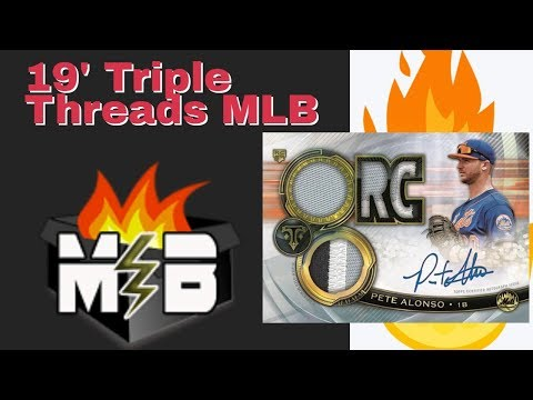 Triple Threads Baseball Wednesday
