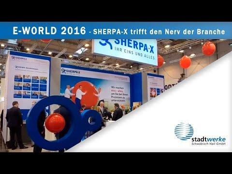 Präsentation auf der Messe E-world 2016