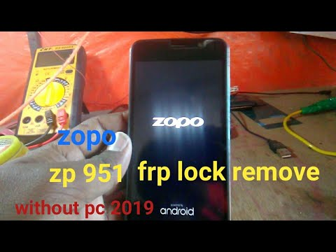 Zopo Color F5 Bypass FRP Lock_Google Account Lock_Android
