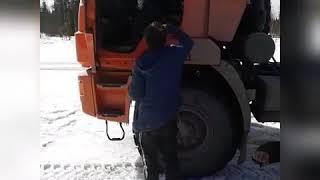Зимник Усинск шапкинское мр