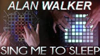 Alan Walker - Sing Me To Sleep   Launchpad Cover (Kaskobi x Teqqnix)
