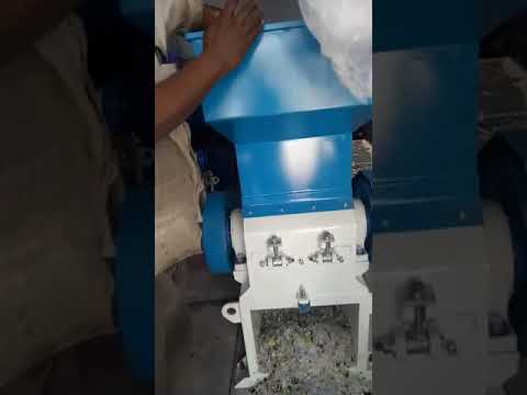 150 KG/HR Plastic Scrap Grinder Machine