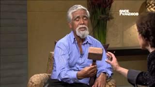 Conversando con Cristina Pacheco - Adalberto Bonilla