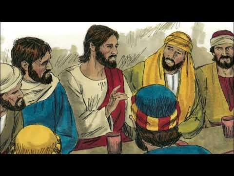 """Letuama - Mark 14.12-26 """"The Last supper"""" [tnc]"""