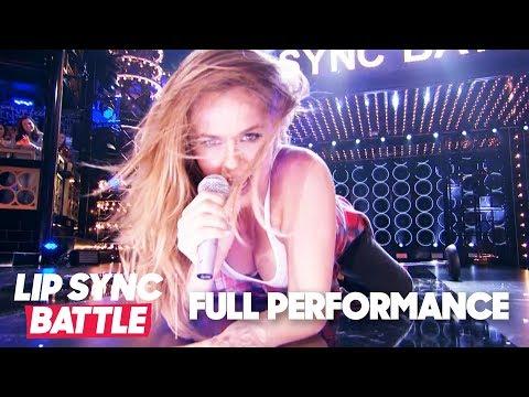 Alicia Silverstone Recreates her Iconic Role in Cryin' by Aerosmith | Lip Sync Battle