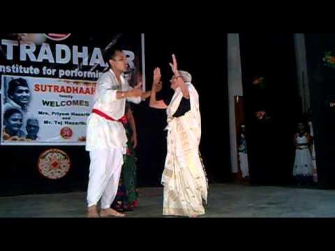 Priyam Hazarika Dance at Sutradhaar Dance School
