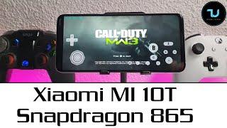 Xiaomi Mi 10T Dolphin Emulator/gaming test/Gamecube Wii Games Snapdragon 865 (Redmi K30S/Pro)