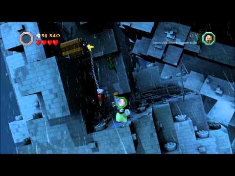 Vidéo LEGO Jeux vidéo WIIULLH : Lego Le Hobbit Wii U