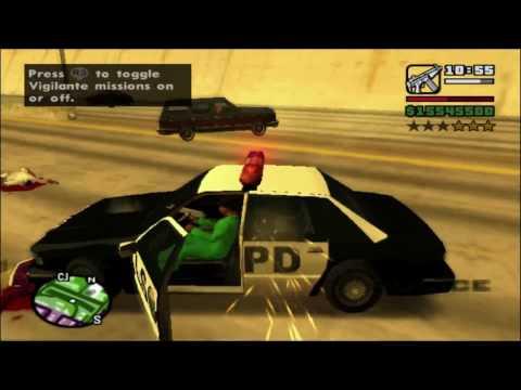 GTA San Andreas LIVE on PS4! [GANGS WAR] - смотреть онлайн