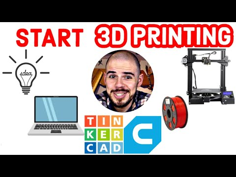 Don't Know Where to Start? 🥺 3D Printing Crash Course for Beginners