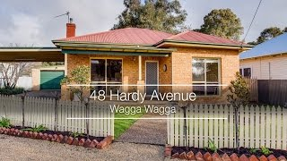 48 Hardy Avenue, Central Wagga - SOLD