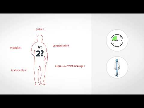 Typ-2-Diabetes kann sein Video geheilt