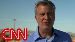 de Blasio: Detained kids have lice, bed bugs, and chickenpox