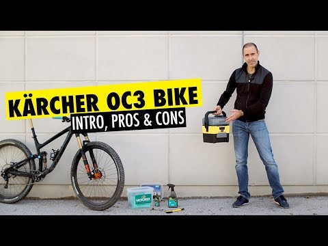 Kärcher OC3 Bike Outdoor Cleaner - Deutsch
