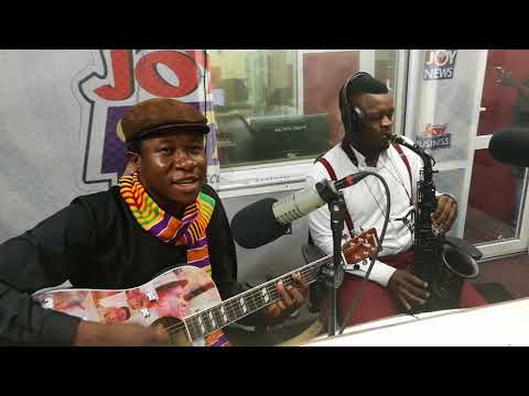 Joy FM goes local: Nene Narh and J.B Saks on SMS