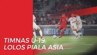 Indonesia Berhasil Raih Tiket ke Piala Asia U-19 setelah Seri Melawan Korea Utara