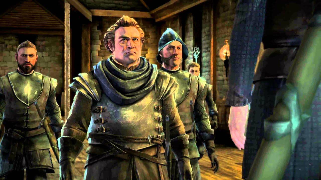 Game of Thrones: A Telltale Games Series, découvrez le trailer de lancement