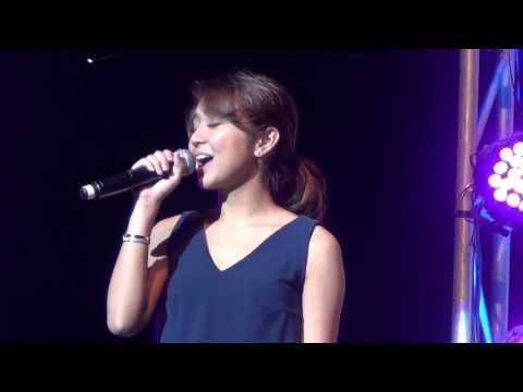 Download Daniel Padilla/Kathryn Bernardo Sings Pangako Sa Yo At OKG2015 HD Mp4 3GP Video and MP3