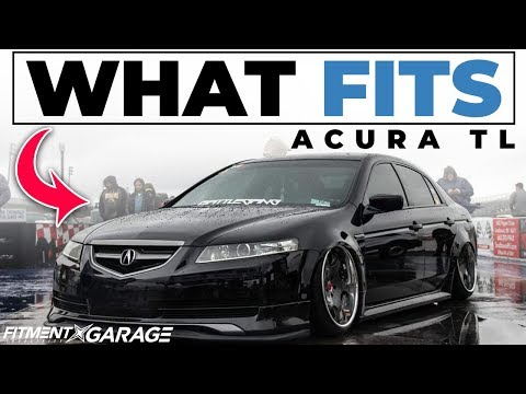 Acura TL | What Wheels Fit