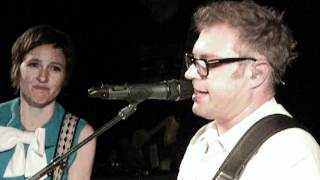 Steven Page - Adlib #1 and a small clip of Overjoy - Winter Garden Theater