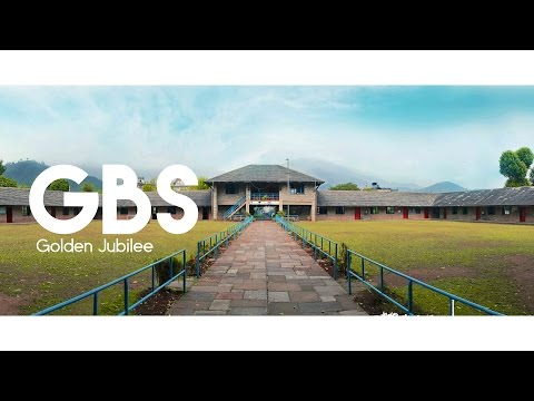 GBS Golden Jubilee Inarguration Video