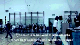 preview picture of video 'Pożegnanie klas maturalnych - ZS1 Andrychów 2012 HD'