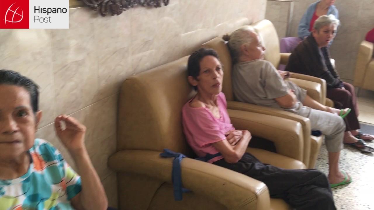 El hambre también llega a las residencias de ancianos en Venezuela