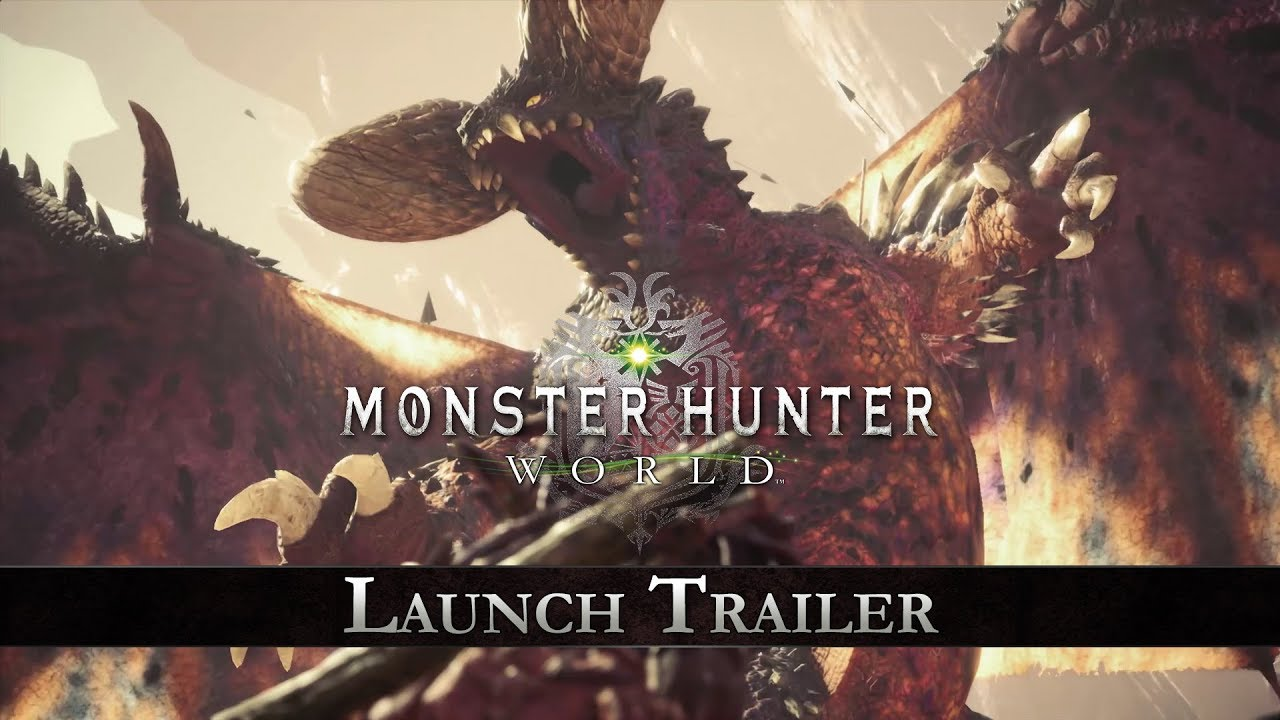 Monster Hunter: World [XBOX ONE] video